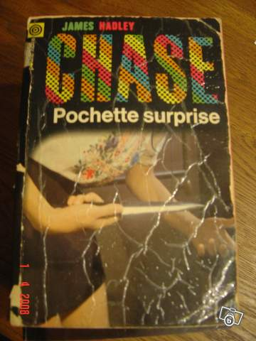 Pochette surprise de James Hadley Chase
