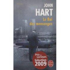 Le roi des mensonges J. Hart