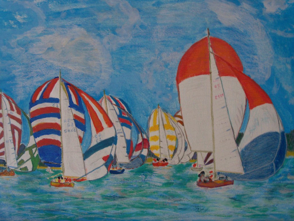 Simon et Garfunkel -  (Douces voix, douce musique...)  dans Peintures, images. dessins-davant-019-perso1