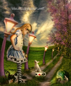 Alice_in_Wonderland_by_irinama